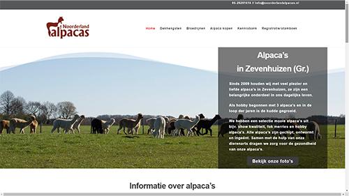 Noorderland Alpaca's